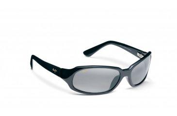 94abf5143fa5 Maui Jim Navigator Sunglasses w/ Gloss Black Frame and Neutral Grey Lenses  - 110-