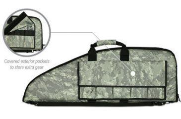 NC Star PVC Digital Camo Gun Case