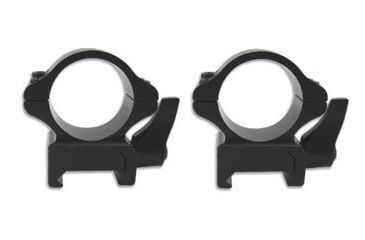 NC Star RB31 1inch Weaver Style All Steel Low Riflescope Rings