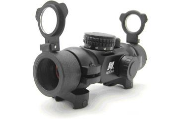 NcSTAR 1X30 T-Style / 4 Different Reticles Red Dot Scope Sight DTB4