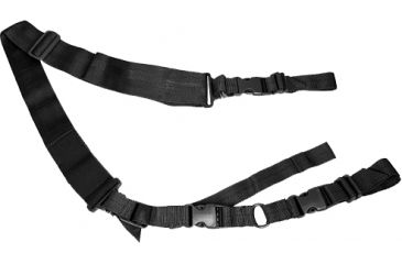NcSTAR 2 Point Tactical Sling - Black  AARS2PB