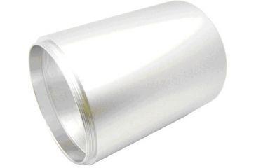 NcSTAR 3'' Silver Sunshade for 6-24X50 Riflescopes ASS62450