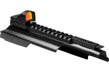 NcSTAR AK Receiver Cover w/ Built In Tactical Red Dot Sight DMAKR