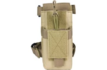 NcSTAR AR Single Magazine Pouch w/ Stock Adapter - Tan CVAR1PS2926T