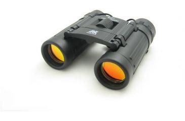 NcSTAR Compact Binocular - 8x21 DOF Black Monocular / Ruby BOB821R