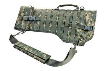 Ncstar Tactical Rifle Gun Case Scabbard-Digital Camo