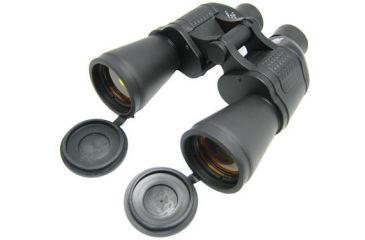 NcSTAR Full Size 10x50 Auto Focus Black Binoculars / Ruby Lens BBA1050R