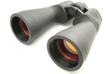 NcSTAR Full Size Binocular - 16x60 Binoculars / Ruby BN1660R