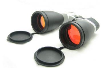 NcSTAR Full Size Binocular - 16x60 Black / Silver Binoculars / Ruby BS1660R