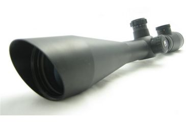 NcSTAR New Mark III Series Scope - 6-24x50 G-Ill. Rangefinder / AO / 30mm / Ring / Green Lens SM3RAO62450G Riflescope Rifle scope
