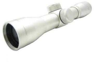 NcSTAR Pistol & Long Eye Relief Scope - 2.5x30 Silver Pistol Scope / Blue / Ring SPS2530B Riflescope Rifle scope