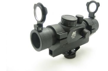 NcSTAR Red Dot Sight - 1x30 T-Style Red Dot - With AR Mount DTBAR130