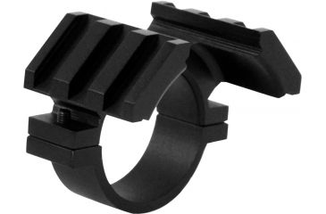 NcStar 1in Riflescope Adapter w/ Double Weaver Base (M2RD1)
