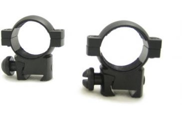 NcSTAR Scope Ring - 1'' Ring-38'' Dovetail-low R17