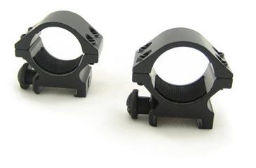 NcSTAR Scope Ring - 1'' Weaver Ring-black RB01