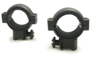 NcSTAR Scope Ring - 30mm Ring-3 / 8'' Dovetail / 1'' Inserts Low R20
