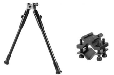NcStar Stream Line Bipod With Weaver Style Mount/Black ABWT