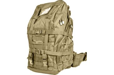 NcSTAR Tactical 3 Day Backpack- Tan CB3DT2920