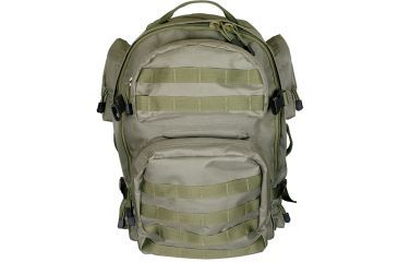NcStar Tactical Back Pack w/PALS Webbing - Green CBG2911