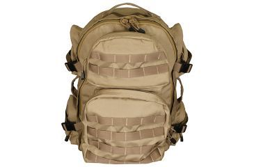 NcStar Tactical Back Pack w/PALS Webbing - Tan CBT2911