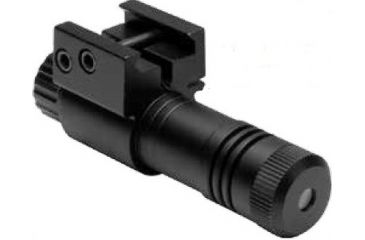NcSTAR Tactical Pistol Red Laser For Accessory Rail Mount A2PRLS