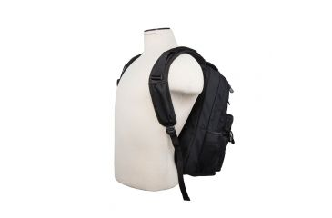 6-NcSTAR VISM GuardianPack Backpack with Front/Rear Compartments for Body Armor