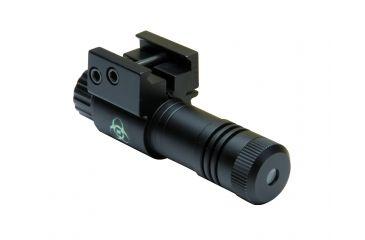 Nc Star Zombie Stryke Compact Green Laser Gun Sight - 532nm