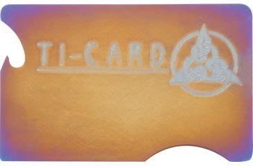 Nemesis Ti-Card, 2in. x 3.25in. NE3B