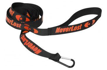 Neverlost Multi-Strap, Black/Orange, 78.75in 6047