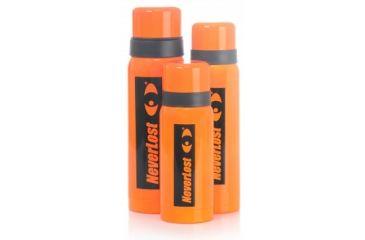 Neverlost Thermos .5L, Black/Orange 6129