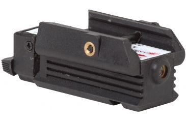 New Firefield Green Compact Pistol Laser FF13032