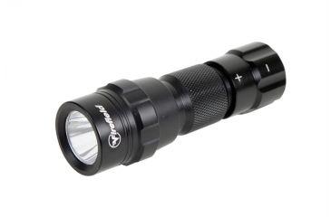 New Firefield Shotgun Tactical 120 Lumens Flashlight, Black w/Mount & Pressure Pad - FF21001K