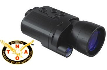 New Pulsar Recon 550R 5x50 Digital Nightvision Riflescope, Black w/ Recording Camera 78031