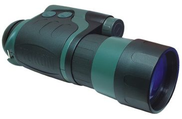 New Yukon NVMT 4x50 Multitask Water Resistant Night Vision Monocular, Green/Black 24027