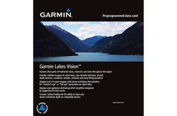 Garmin 010 10800 80 Lakes Map Update Microsd Sd Card