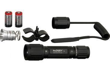 Nextorch Model T6A Tactical Flashlight Kit NXT6AXSET
