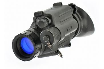 NG 6015-PVS14 ID Gen 2Plus Multi-Purpose Night Vision Monocular Gen 2Plus Improved Definition, Black NG60152ID