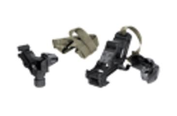 NG MICH Helmet Mount Assembly fits PVS7, PVS14, 6015, Black NGMICH