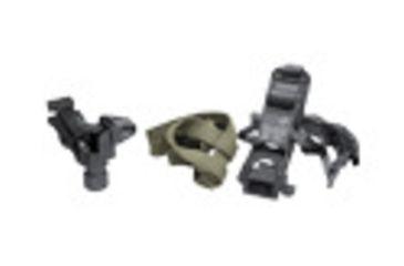 NG PASGT Helmet Mount Assembly fits PVS7, PVS14, 6015, Black NGPASGT