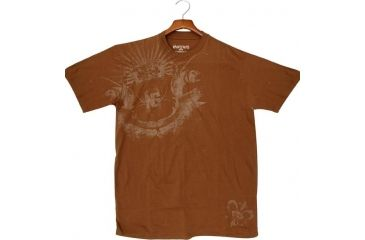 Ngage Brown T-Shirt - XL 041226