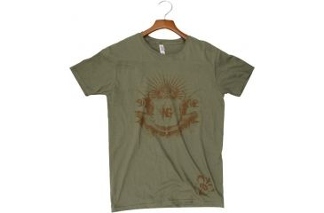Ngage Green T-Shirt - Large 046444