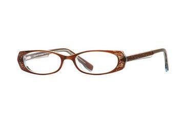 1-Nicole Miller Bon Voyage SENM BONV00 Eyeglass Frames