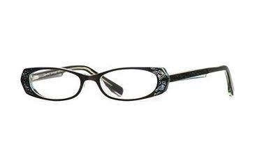 2-Nicole Miller Bon Voyage SENM BONV00 Eyeglass Frames