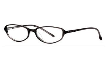 Nicole Miller Cashmere SENM CASH00 Bifocal Prescription Eyeglasses - Tuxedo SENM CASH005135 BK