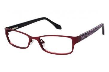 Nicole Miller CLARKSON Bifocal Prescription Eyeglasses - Frame ROSE MIST NMCLARKSON02