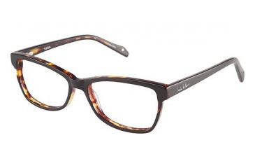 ab75a42e9a9 Nicole Miller Ellery Eyeglass Frames - Frame BLACK TORTOISE