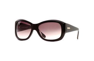 Nicole Miller Grande Dame SENM GRAD06 Sunglasses - Black SENM GRAD065835 BK