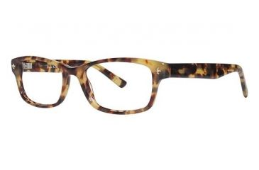 Nicole Miller Greene Bifocal Prescription Eyeglasses - Frame Tortoise, Size 51/14mm NMGREENE02