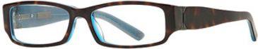 Nicole Miller Haute Cold SENM HAUT00 Progressive Prescription Eyeglasses - Ocean Mist SENM HAUT005235 BK