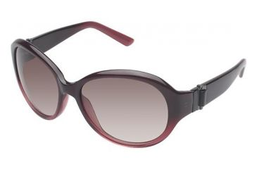 Nicole Miller Madison Sunglasses - Frame Mulberry Fade NMMADISON03